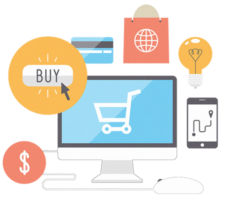 Ecommerce surat, ecommerce websites in surat
